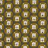 Økologisk Bomuldsjersey i grå med cirkler med løve-012