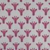 Bomuldsjersey økotex m/digitalt tryk meleret med giraf i rosa-07