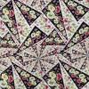 Bomuldsjersey økotex m/digitalt tryk med blomster i trekant-09