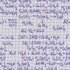 Bomuld/lycra økotex i hvid med matematik-015