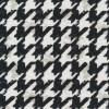 Rest Polyester m/hanefjed knækket hvid/grå/sort, 50 cm.-03