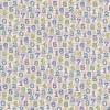 Patchwork stof med tal og firkanter-01