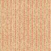 Patchwork stribet stof med blomster laks og sandfarvet-05