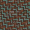 RestPatchworkmedAflangefirkanterstofimrkebrunogpetrol15cm-05