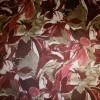 Satin m/blomster, rosa/bordeaux/sand/hvid-03