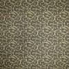 Jacquard strik med snirkel-mønster i mørk army og guld-look-019