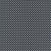 Rest 100% viscose lille oval mønster, sort hvid, 80 cm.-03