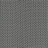 Rest Fast viscose med lille mønster sort hvid, 100 cm.-03