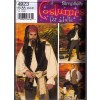 Simplicity 4923 Kostume voksne, pirat mand-01