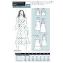Onion 2018 -Halterneck top - kjole