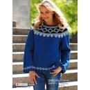 111348 Sweater m/bærestykke