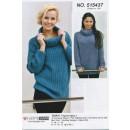 515437 Poncho-sweater