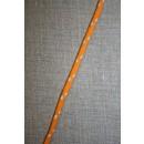 Anoraksnor 4 mm. orange m/reflex