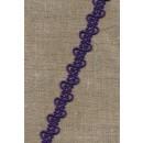 Agraman 15 mm. med buer rød-lilla