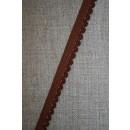 3 meter Kantelastik rød-brun