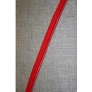 Rest Elastisk Paspoil/piping-bånd rød, 60+39 cm.