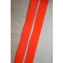 Rest 25 mm. velcro orange 50 cm. hook+loop