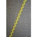 Zig-zag bånd gul
