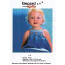Gepard mønster Baby A-top