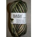Basic uld/polyamid, Camouflage beige/army/brun/mørkegrøn