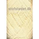 Blend -Tendens Bomuld/acryl garn i Lysegul