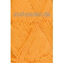 Blend -Tendens Bomuld/acryl garn i Orange