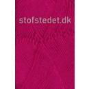 Blend -Tendens Bomuld/acryl garn i Hindbær