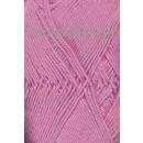 Blend -Tendens Bomuld/acryl garn i Gl.rosa