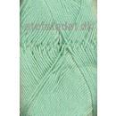 Blend -Tendens Bomuld/acryl garn i Mint