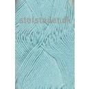 Blend -Tendens Bomuld/akryl garn i Lys aqua