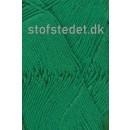 Blend -Tendens Bomuld/acryl garn i Mørk græsgrøn