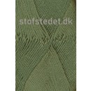 Blend Bamboo-/bomuldsgarn i Army | Hjertegarn