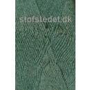 Bamboo Wool i støvet grøn | Hjertegarn