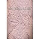 Cotton 8 Hjertegarn i Pudder-rosa