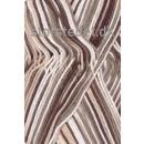 Cotton nr. 8 Print, brun/beige/off-white