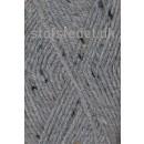 Deco Tweed i Lysegrå   Hjertegarn