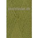 Deco acryl/uld i Oliven/Lime | Hjertegarn