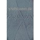 Extrafine Merino 150 i Grå-blå   Hjertegarn