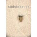 Hjerte Fine Highland Wool i Off-white   Hjertegarn