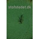 Hjerte Fine Highland Wool i Grøn   Hjertegarn