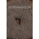 Hjerte Fine Highland Wool i Brun | Hjertegarn
