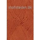 Lana Cotton 212- Uld-bomuld i Rust