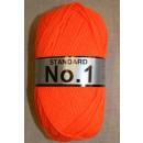 Acrylgarn No 1, neon orange