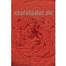 Organic 350 Wool/Cotton Gots certificeret i Brændt orange