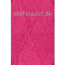 Perle Acryl   Akrylgarn fra Hjertegarn i pink