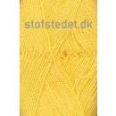 Perle Acryl | Akrylgarn fra Hjertegarn i lys gul