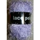 Lace Pels, lyselilla effektgarn