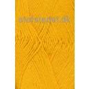 Sock 4 strømpegarn i Gul | Hjertegarn