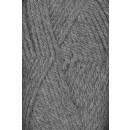 Thule - Uld/Acryl fra Hjertegarn i lys grå 218