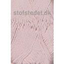 Valencia Cotton/100% bomuld i Pudder-rosa